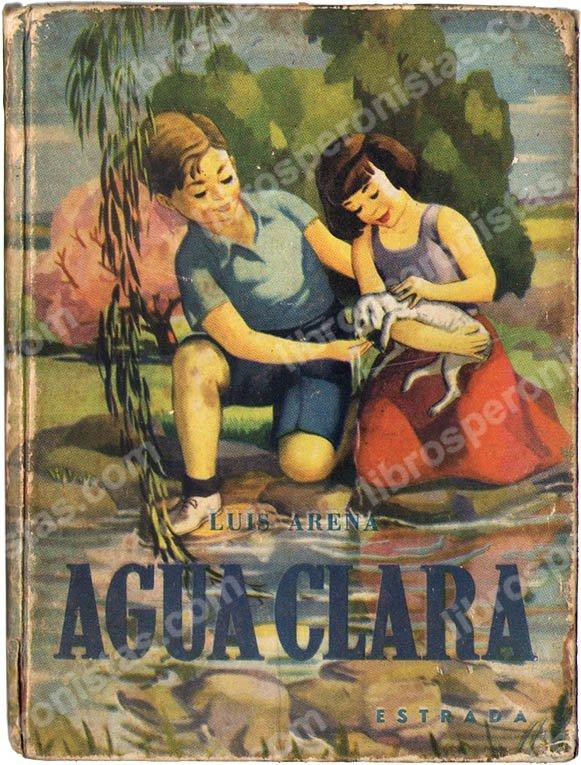 Agua Clara, Luis Arena