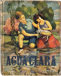 Agua Clara, de Luis Arena