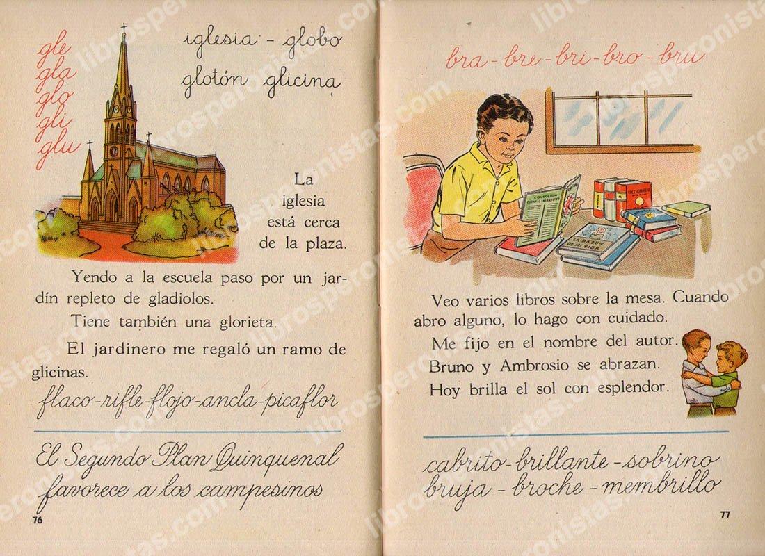 Aprendo a leer, Hermanos Maristas Educadores