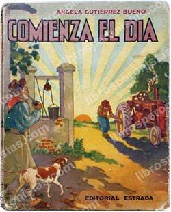 Comienza el día, de Ángela Gutierrez Bueno