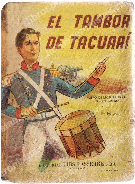 El tambor de Tacuarí, María Destugue