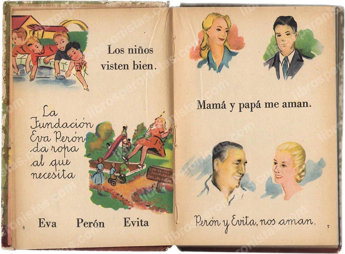 Evita, Graciela Albornoz de Videla