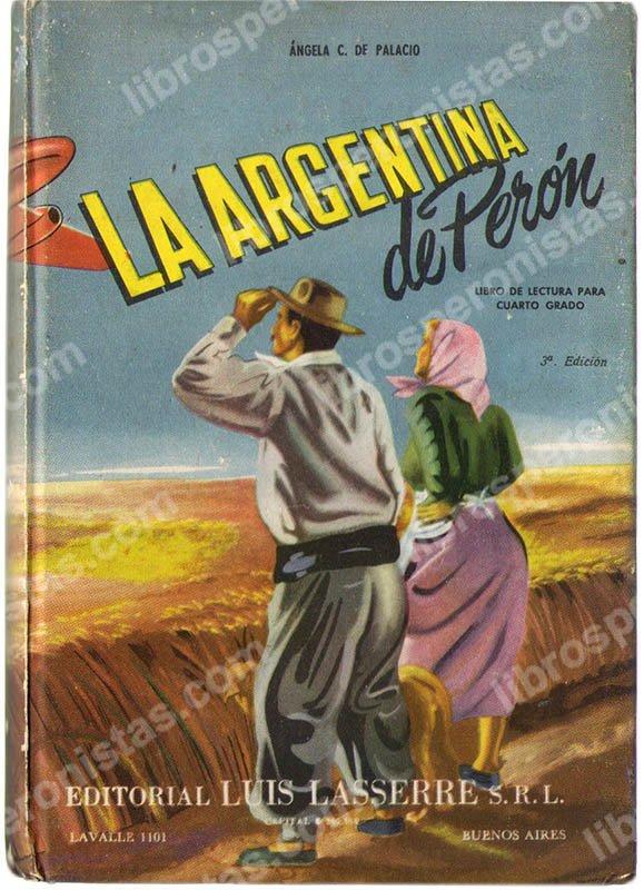 La Argentina de Perón, Angela C. de Palacio