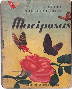 Mariposas, de Cecilia Borja / María Alicia Domínguez