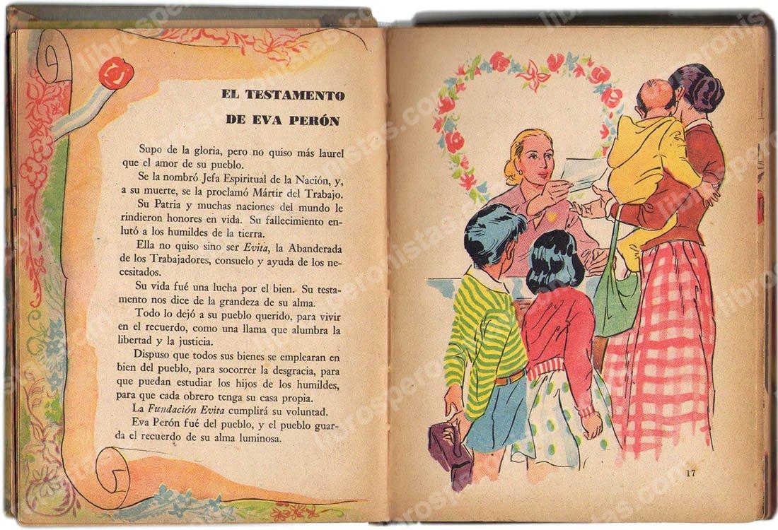 Patria Justa, Luisa F. de García