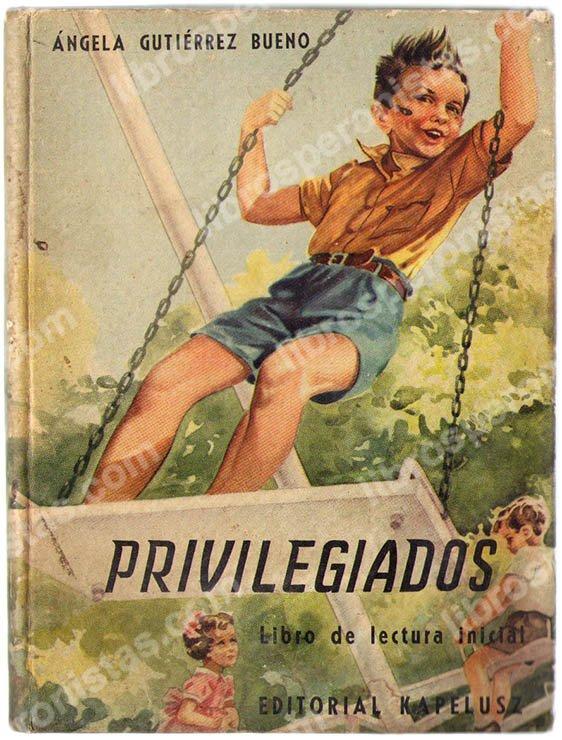 Privilegiados, Angela Gutiérrez Bueno